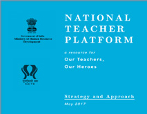 DIKSHA - National Digital Infrastructure for Teachers