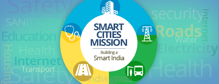Smart Cities Mission: A step towards Smart India | National Portal